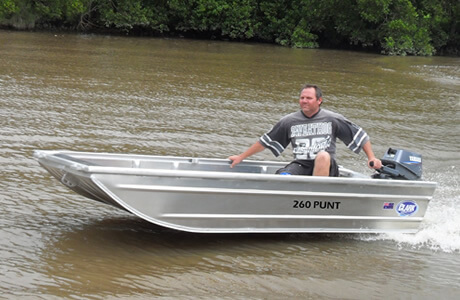 boat punt services